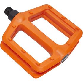 NS Bikes Nylon Pedals orange